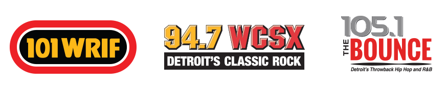 WRIF, WCSX, and 105.1 the Bounce - top Detroit Radio Stations